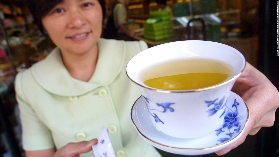 Green Tea and Cancer Prevention