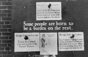 the american eugenics movement Eugenics still present in the us today architect of the birth control movement in the united states it was anything but in the heyday of american eugenics.