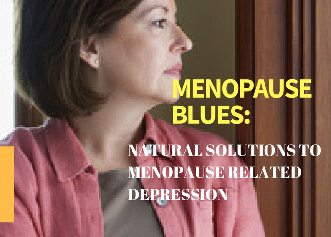 Menopause Blues: Are Changing Hormones Causing Your Depression?