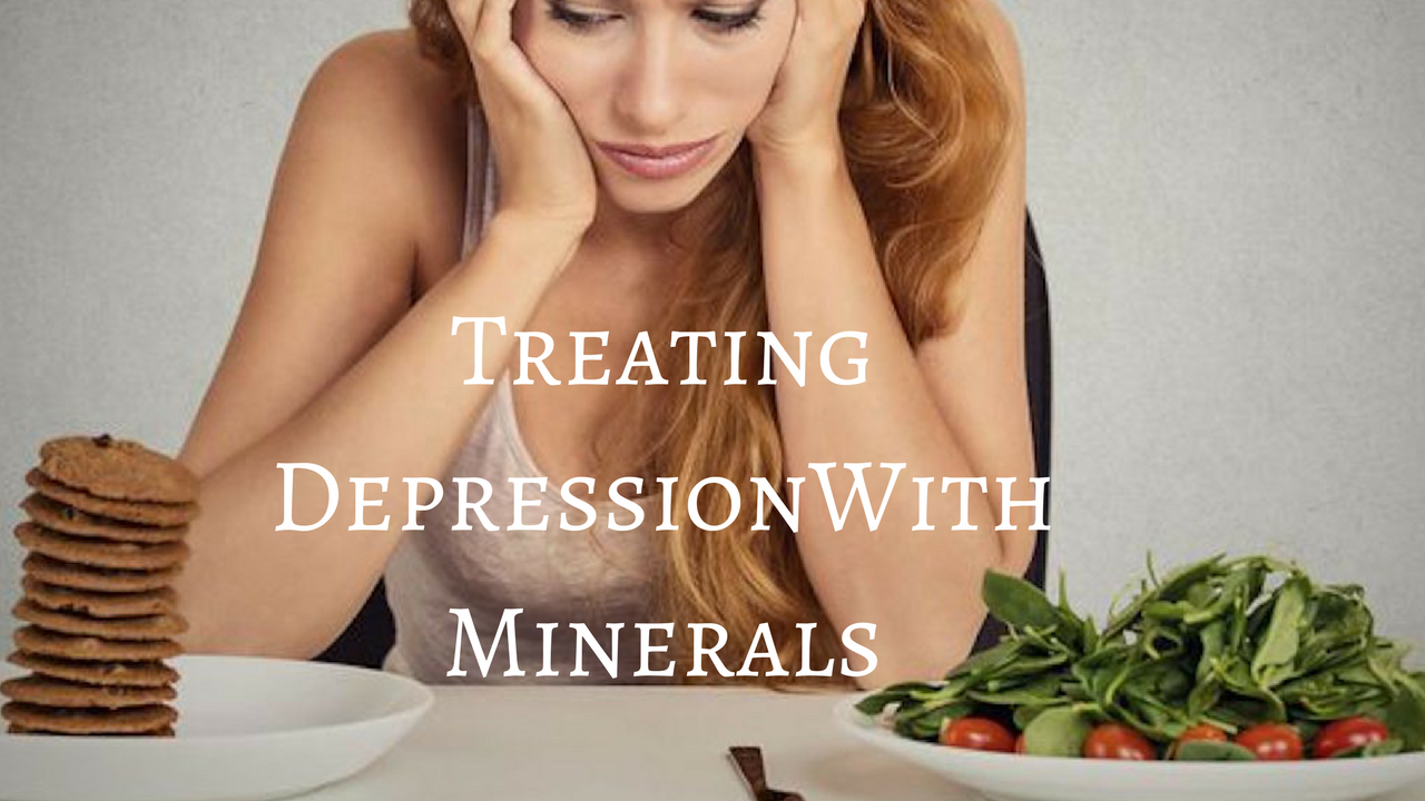 Improving Mood and Depression with Mineral Supplementation