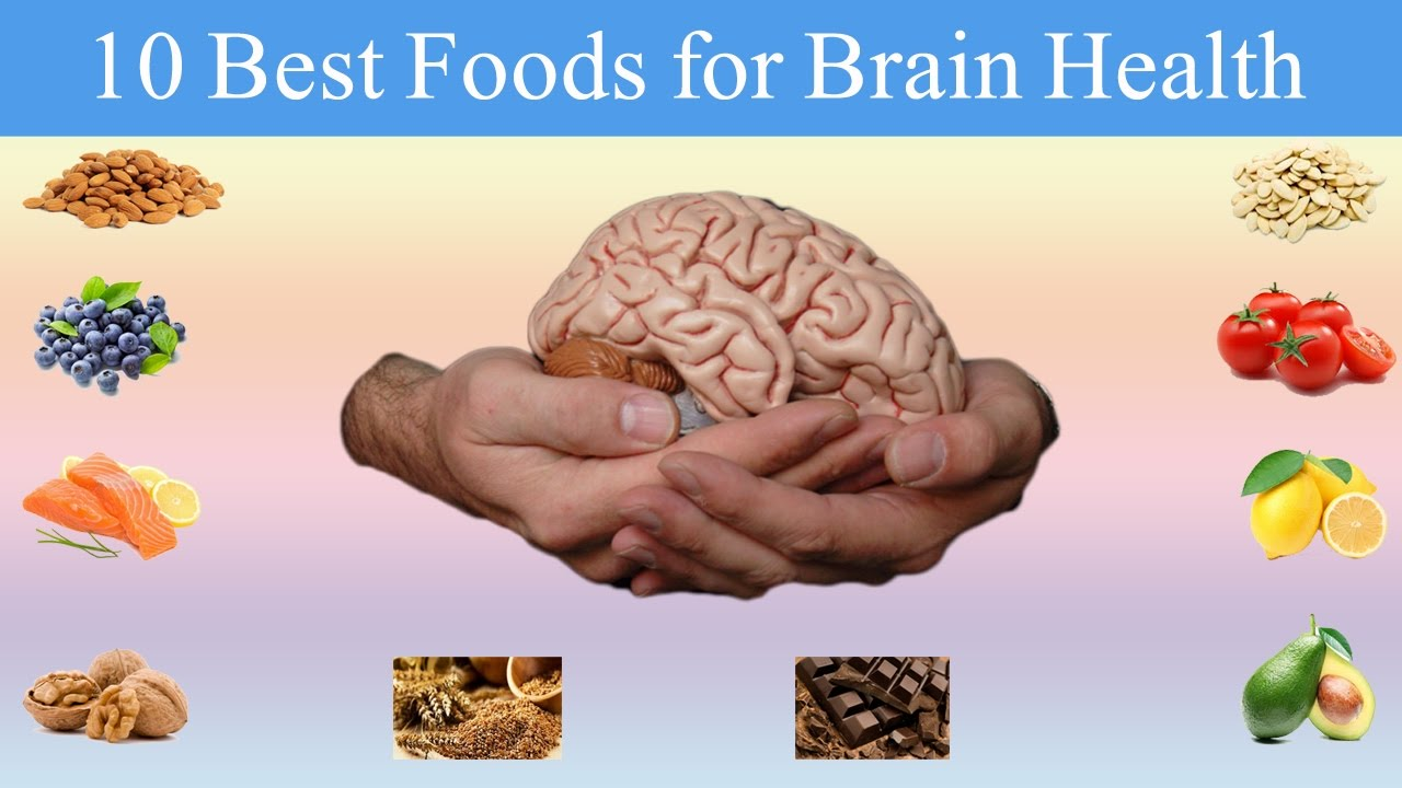 Your Brain Health and Your Diet
