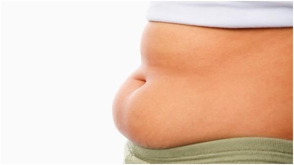 Menopause belly